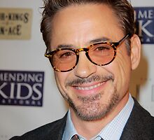 Robert Downey Jr. by MeezyMoney