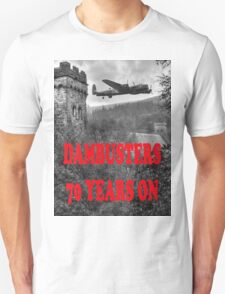 The Dambusters 70 Years On  T-Shirt