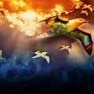 my heart takes flight by David Kessler