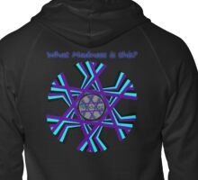 HawkSword Madness Zipped Hoodie