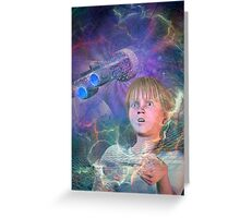 Master of the Universe Greeting Card