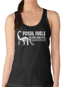 Fossil Fuel Women's Tank Top