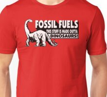 Fossil Fuel Unisex T-Shirt