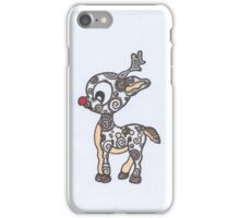 Rudolph the Red-Nosed Reindeer iPhone Case/Skin
