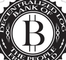 Trust No Bank Sticker