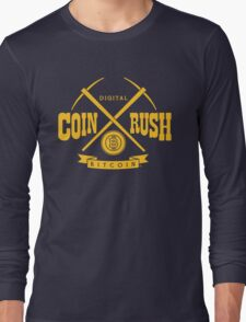 Coin Rush Long Sleeve T-Shirt