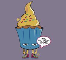 Cupcake with Attitude Kids Tee