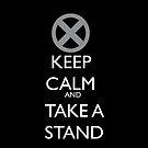 Take a Stand by RebeccaMcGoran