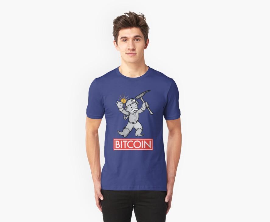 Bitcoin by Illestraider