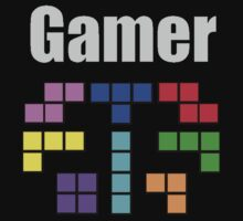 Gamer by Caroline Smalley
