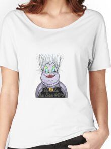 Ursula the sea witch Women's Relaxed Fit T-Shirt