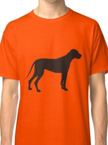 Great Dane Silhouette Classic T-Shirt