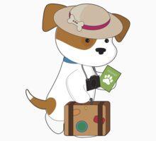 Puppy Travel Kids Clothes