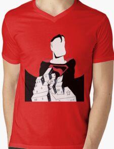 Superman Kingdom Come Mens V-Neck T-Shirt