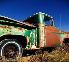 1960 Dodge Pickup by Ralf372