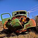 Ford Farm Truck Near Moody WA by Ralf372
