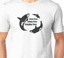 Staying Free Orca Unisex T-Shirt