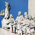 Discoveries Monument, Lisbon, Portugal by trish725