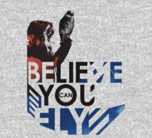 Believe You Can Fly  by Christopher Boscia