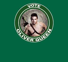 Oliver Queen for Mayor Unisex T-Shirt