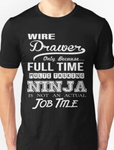 Wire Drawer T-Shirt