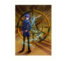 Detective of Fortune Art Print