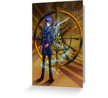 Detective of Fortune Greeting Card