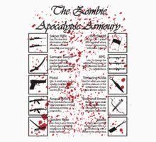 Zombie Apocalypse Armoury  by KreissCore