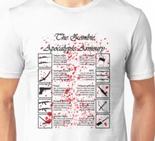 Zombie Apocalypse Armoury  Unisex T-Shirt