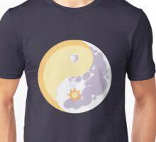 Princess Ying Yang Unisex T-Shirt