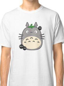 Kawaii Totoro & Susuwatari Classic T-Shirt