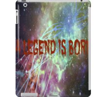 legend iPad Case/Skin