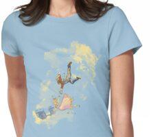 Marioshock Infinite Womens Fitted T-Shirt
