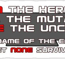 Warhammer 40K - Imperium of Man Sticker