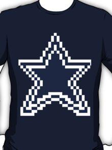 8Bit Cowboys Tee - Esquire 3nigma T-Shirt