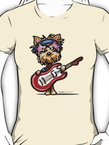 Yorkie Rock Star T-Shirt