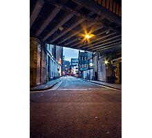 Tara Street, Dublin, Ireland Photographic Print