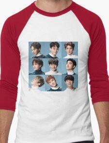 Sing For You - EXO Men's Baseball ¾ T-Shirt