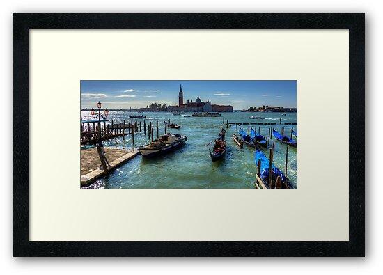 Bacino di San Marco by Tom Gomez