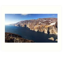 Slieve League, Co. Donegal Art Print