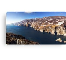 Slieve League, Co. Donegal Canvas Print