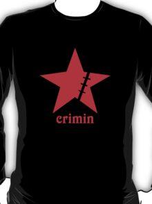 Crimin red T-Shirt