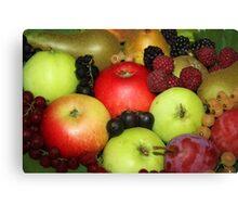 Fruit anyone? Canvas Print