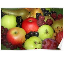 Fruit anyone? Poster