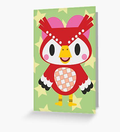 Celeste Greeting Card