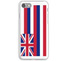 Smartphone Case - State Flag of Hawaii  - Vertical iPhone Case/Skin