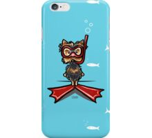 Snorkel Yorkie iPhone Case/Skin