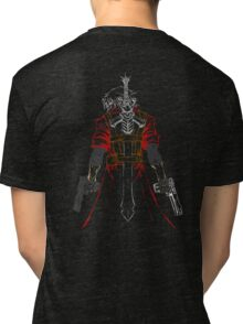 Dante line color Tri-blend T-Shirt