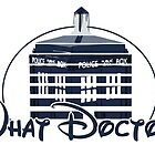What Doctor by jpmdesign