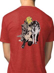 Sniper Wolf Tri-blend T-Shirt